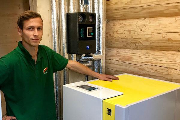 Kundendienst Wärmepumpe und Solar Chiemsee