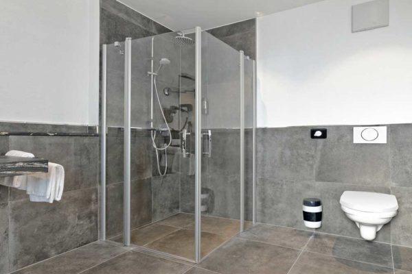 Modernes Badezimmer Chiemsee