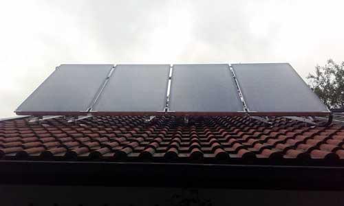 Solartechnik in Breitbrunn Chiemsee